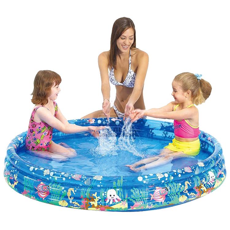 Tropical fish pool 48
