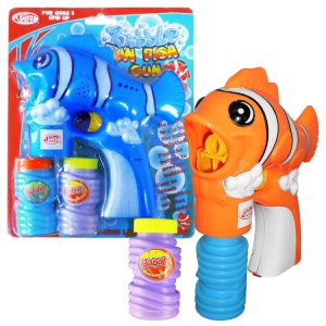 Bubble Fun Fish Gun