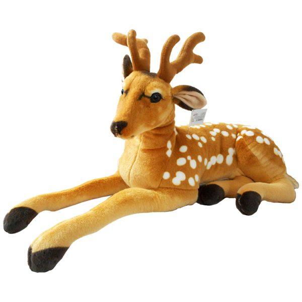 Large Plush Deer