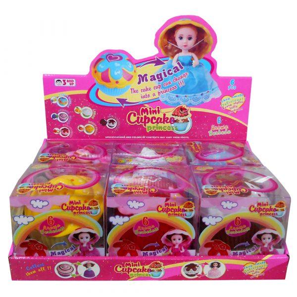 15cm Scented Cupcake Dolls (large)