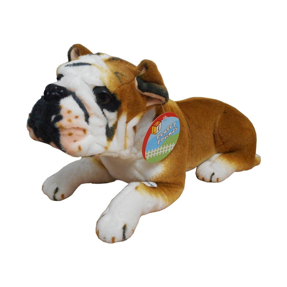 48cm Plush Bulldog
