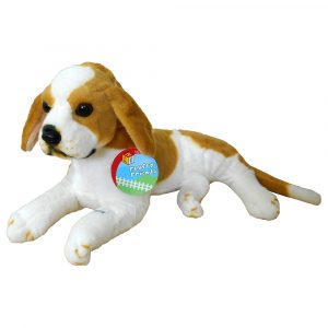 48cm Plush Beagle Dog