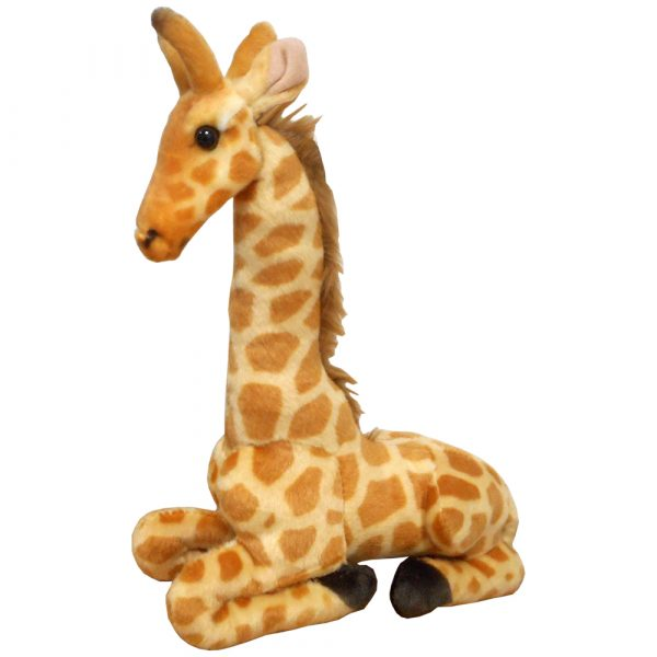 38cm Plush Giraffe