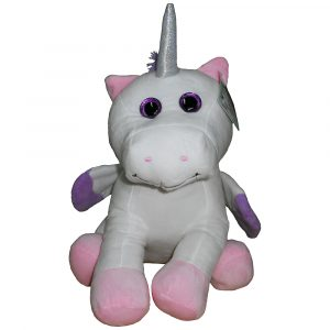 45cm Magical Misty Plush Unicorn
