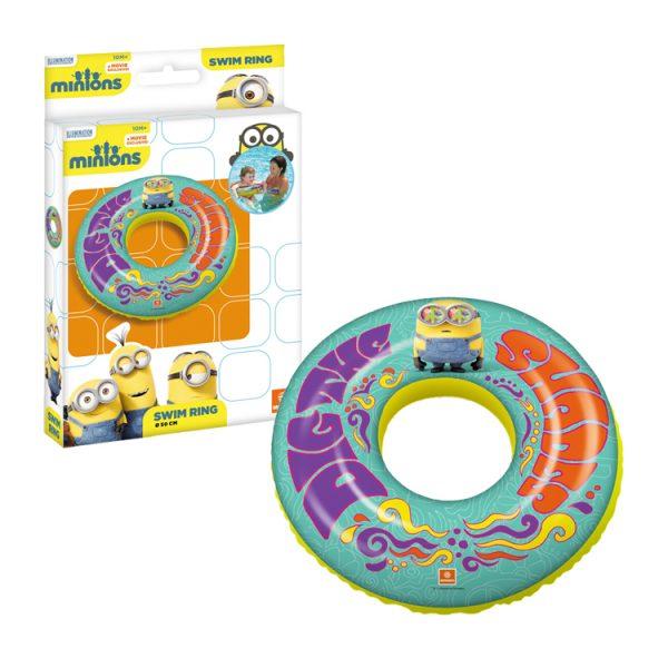 ARM BANDS & RINGS - Swim Ring Minions - 50cm Dia