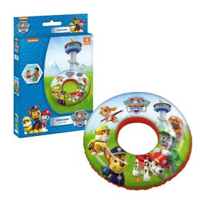 ARM BANDS & RINGS - Swim Ring Paw Patrol - 50cm Dia