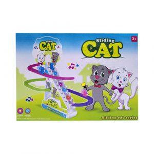 HAPPY CAT SKI JUMP
