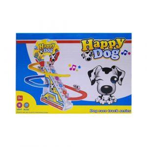 HAPPY DOG SKI JUMP