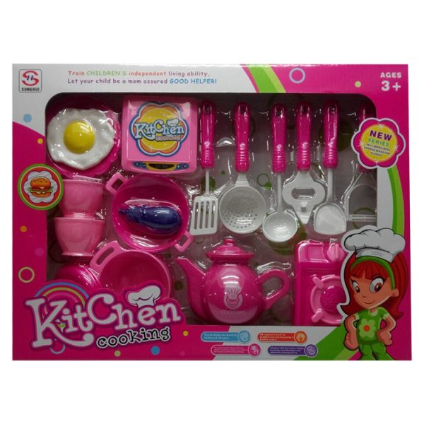 18 PCE COOKING SET