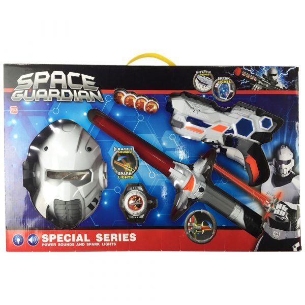 Space Guardian Weapon Set