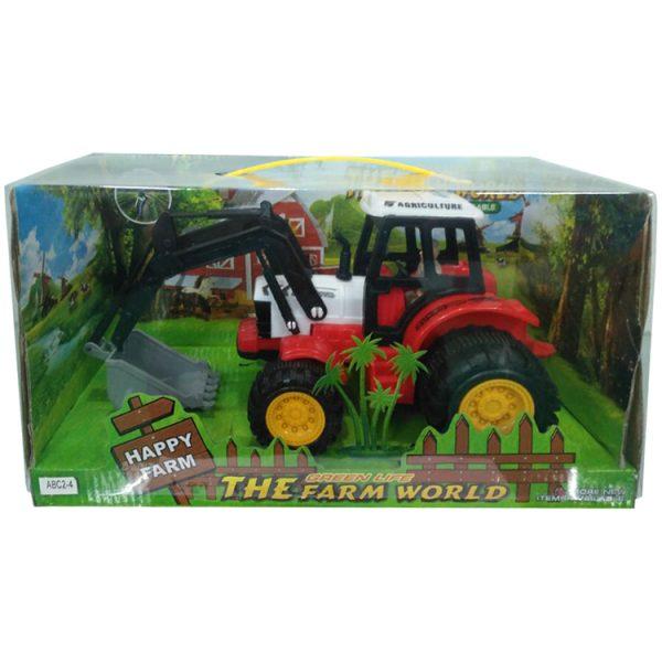 THE FARM WORLD