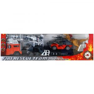 Fire Rescue Team Set