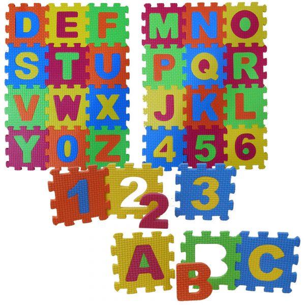 Small Foam Alphabet Puzzle
