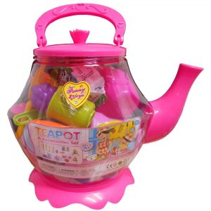 Large Tea Pot Playset