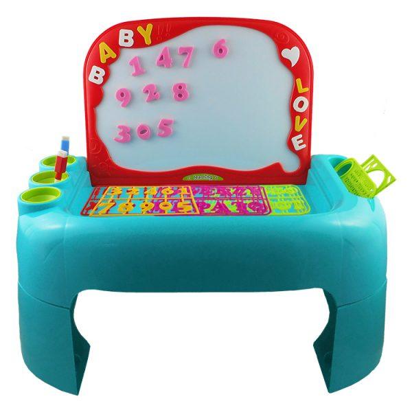 Children's Learning Desk Blue