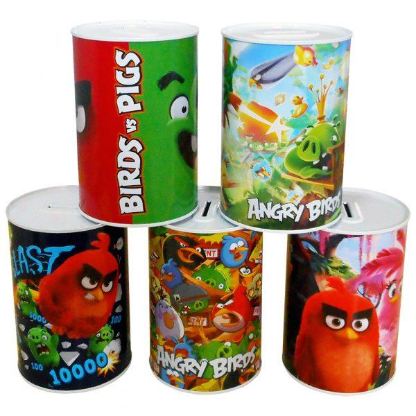 Angry Birds Money Tin 145 x 110mm