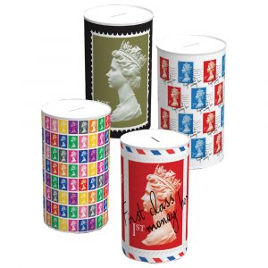 Royal Mail Money Tin 145 x 110mm
