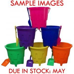 BUCKET SET - Beach Bucket Set